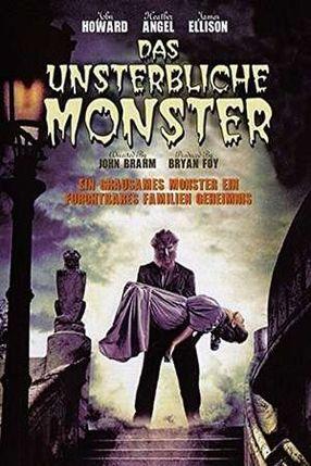 Poster: Das unsterbliche Monster