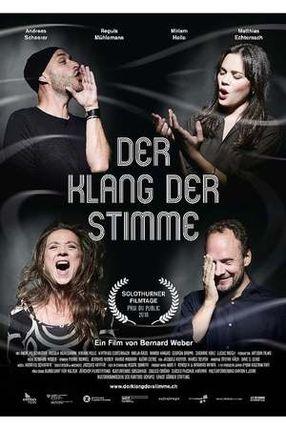 Poster: Der Klang der Stimme