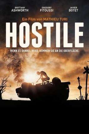 Poster: Hostile