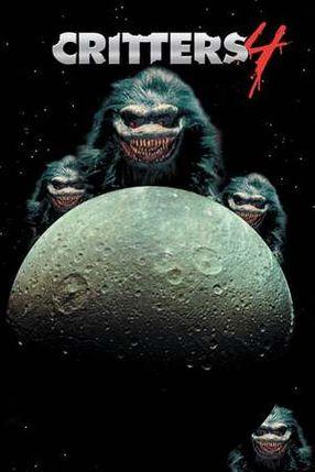 Poster: Critters 4 - Das große Fressen geht weiter