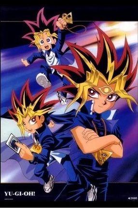 Poster: Yu-Gi-Oh!