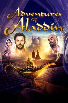 Poster: Adventures of Aladdin