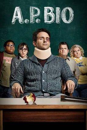 Poster: Mr. Griffin - Kein Bock auf Schule