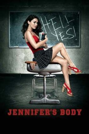 Poster: Jennifer's Body - Jungs nach ihrem Geschmack