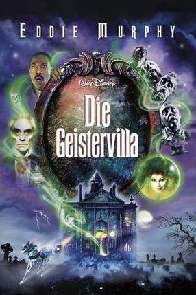 Poster: Die Geistervilla