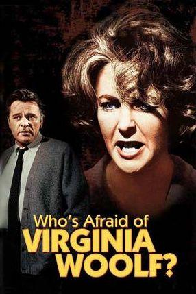 Poster: Wer hat Angst vor Virginia Woolf?