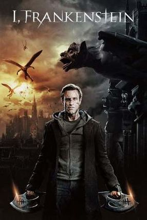 Poster: I, Frankenstein