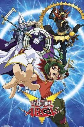 Poster: Yu-Gi-Oh! Arc-V