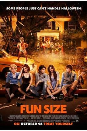 Poster: Fun Size - Süßes oder Saures