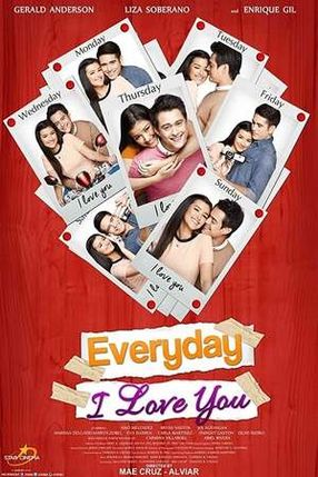 Poster: Everyday I Love You