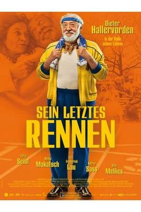 Poster: Sein letztes Rennen