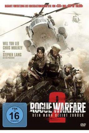 Poster: Rogue Warfare  2 - Kein Mann Bleibt Zurück