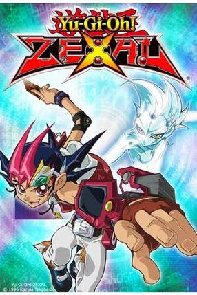 Poster: Yu-Gi-Oh! Zexal