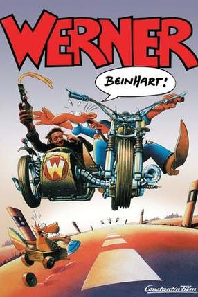 Poster: Werner - Beinhart!