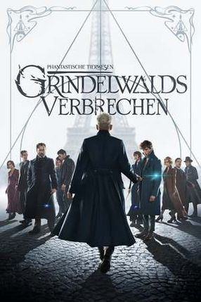 Poster: Phantastische Tierwesen: Grindelwalds Verbrechen