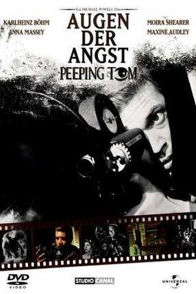 Poster: Augen der Angst