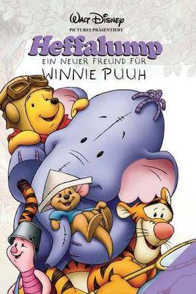 Poster: Heffalump - Ein neuer Freund für Winnie Puuh