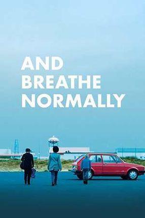 Poster: Und atmen sie normal weiter