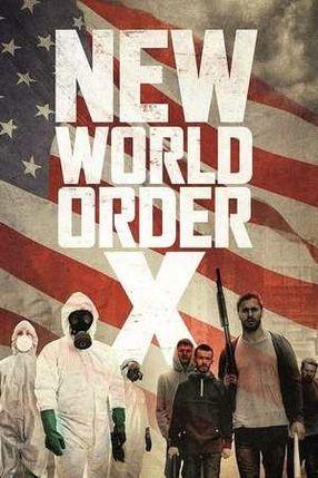 Poster: New World Order X - Das Ende der Menschheit