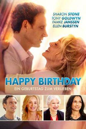 Poster: Happy Birthday - Ein Geburtstag zum Verlieben