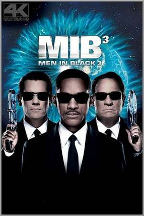 Poster: Men in Black 3