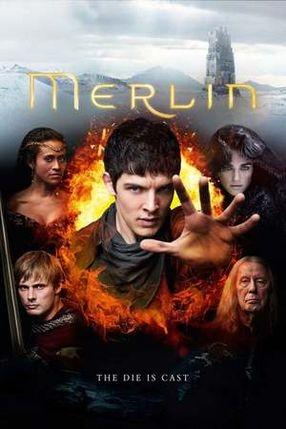 Poster: Merlin - Die Neuen Abenteuer