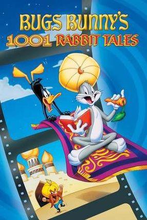 Poster: Bugs Bunny - Märchen aus 1001 Nacht
