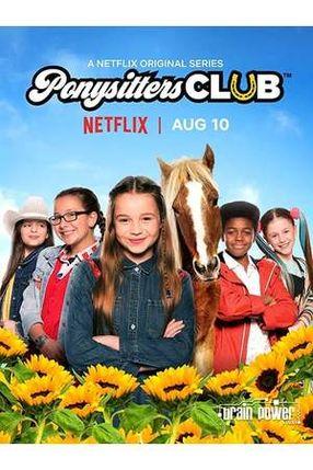 Poster: Der Ponysitter-Club