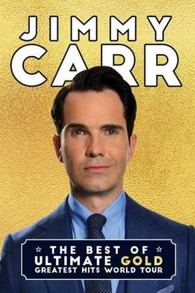 Poster: Jimmy Carr: The Best of Ultimate Gold Greatest Hits