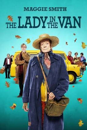 Poster: The Lady in the Van