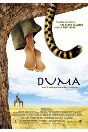 Poster: Duma - Mein Freund aus der Wildnis