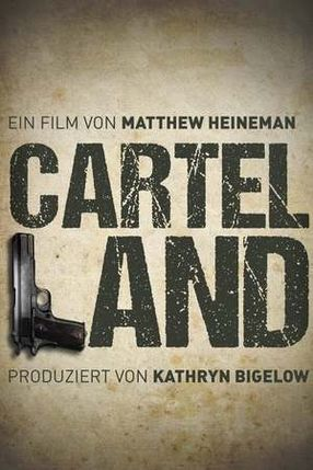 Poster: Cartel Land