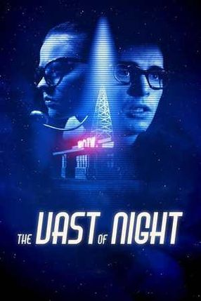 Poster: The Vast of Night