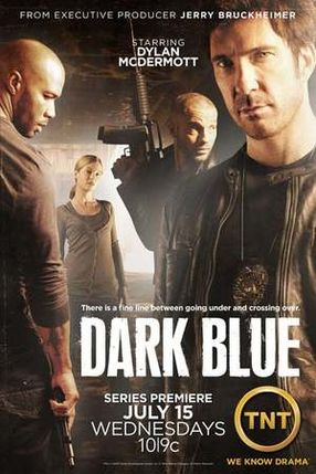 Poster: Dark Blue