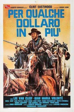 Poster: Für ein paar Dollar mehr