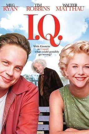 Poster: I.Q. - Liebe ist relativ