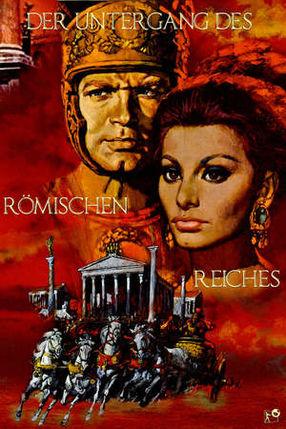 Poster: Der Untergang des Römischen Reiches