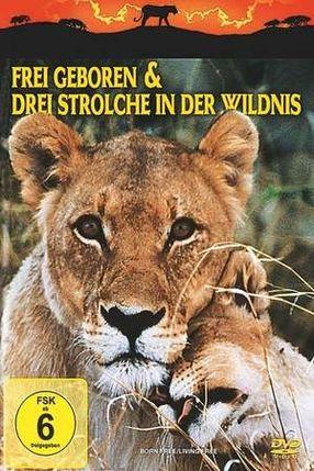 Poster: Frei geboren - Königin der Wildnis