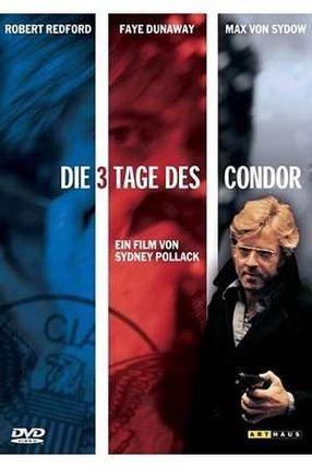 Poster: Die drei Tage des Condor