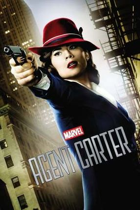 Poster: Marvel's Agent Carter