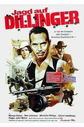 Poster: Jagd auf Dillinger