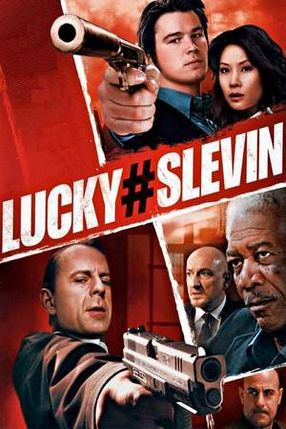 Poster: Lucky # Slevin