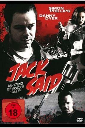 Poster: Jack Said - Wem kannst du wirklich trauen