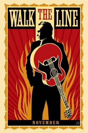 Poster: Walk the Line