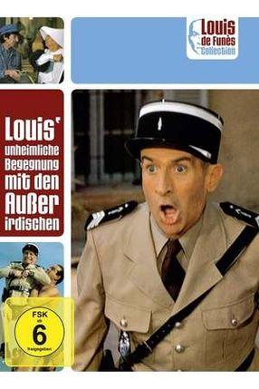 Poster: Louis unheimliche Begegnung mit den Außerirdischen