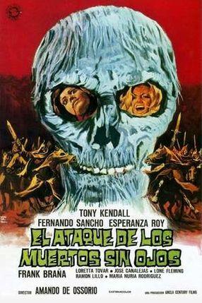 Poster: Die Rückkehr der reitenden Leichen