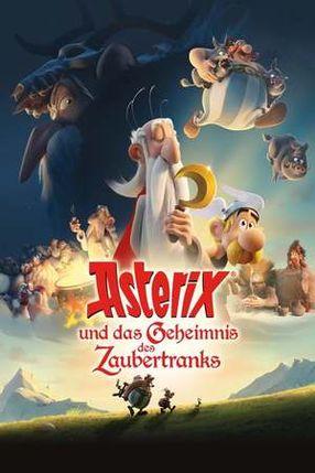 Poster: Asterix und das Geheimnis des Zaubertranks