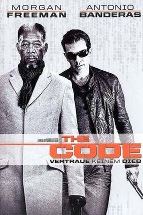 Poster: The Code - Vertraue keinem Dieb