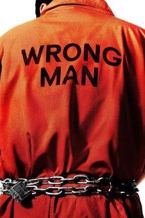 Poster: Wrong Man