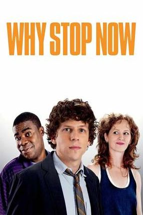 Poster: Why stop now